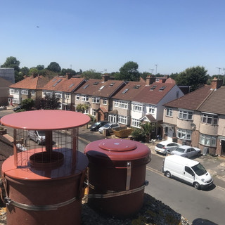 Chimney capping whitton