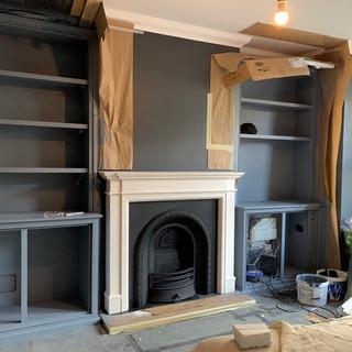 fireplace installer in weybridge