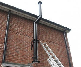 solid chimney system staines