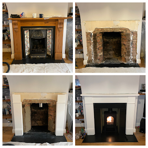 Stove and fireplace installation in Isle