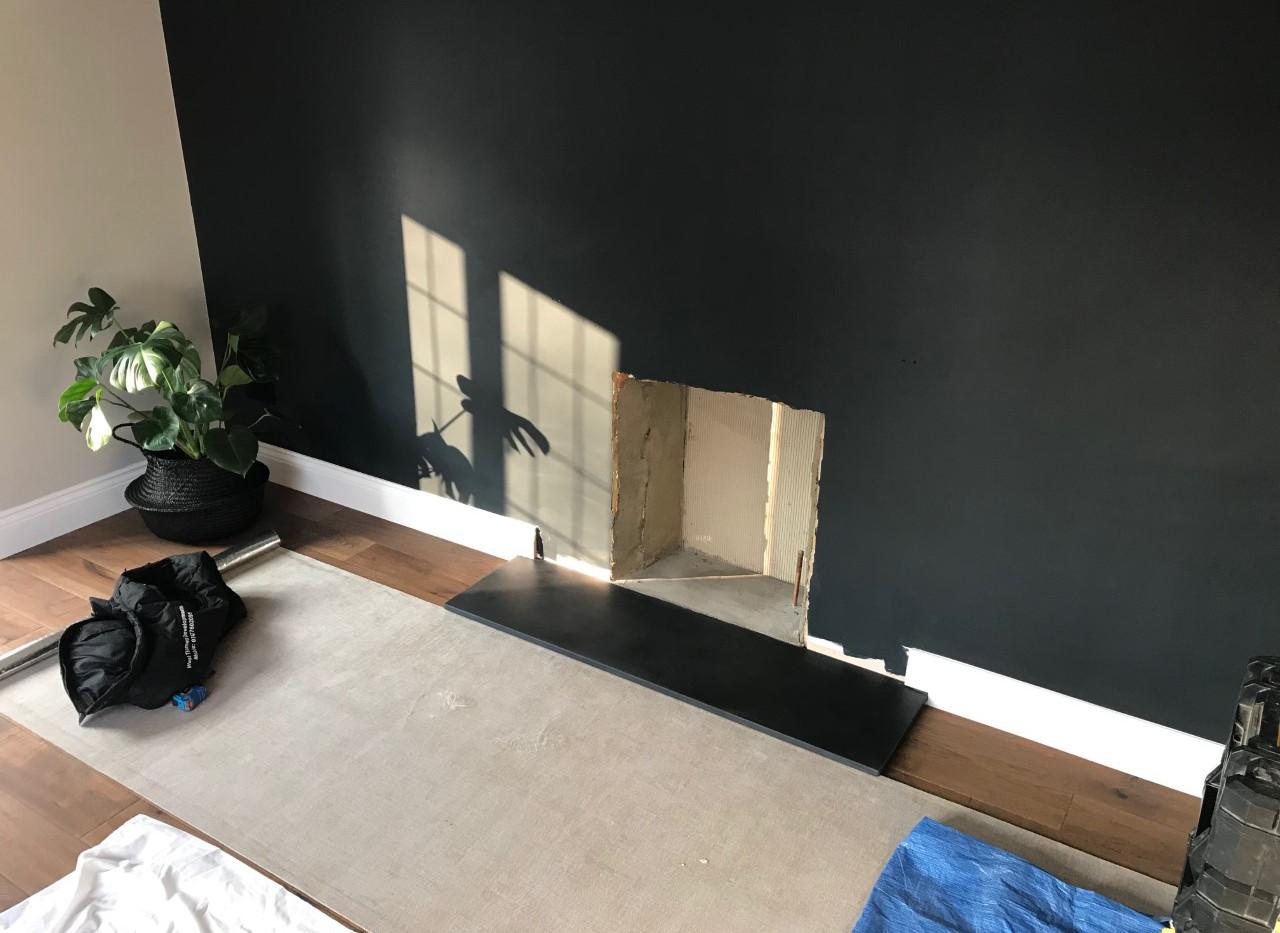 fireplace installer ashford