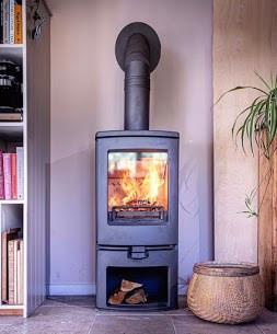 Charnwood Arc 7 - 7 kw Multifuel Stove -