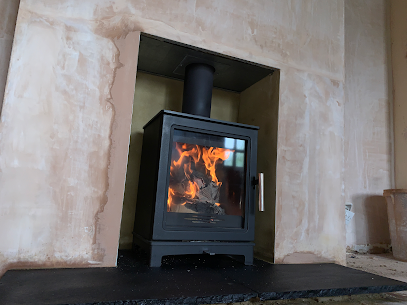 """Skiddaw"" 5kw Wood burning stove - Firep"