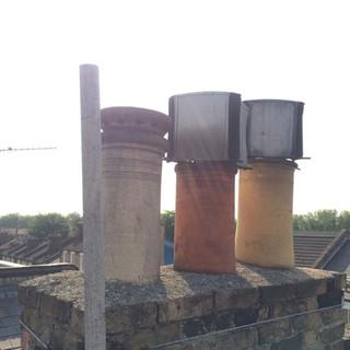 chimney pots egham