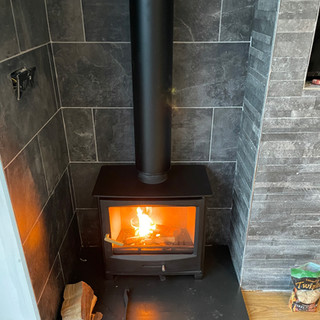 twin wall flue installation in staines,