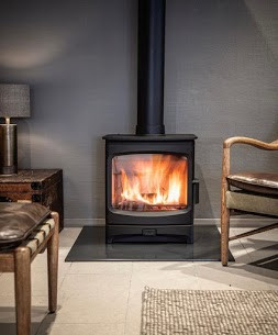 Charnwood Aire 7 wood burning stove inst