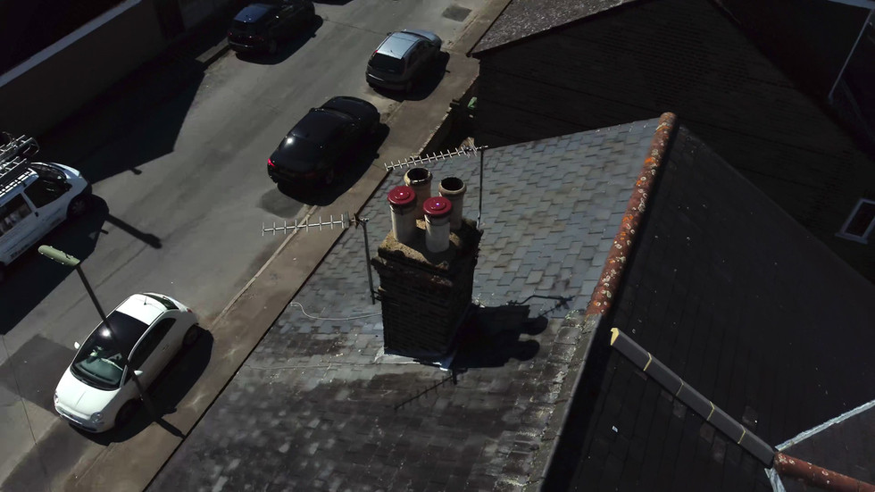 chimney/Roof inspection Drone Survey Ashford Mddlesex