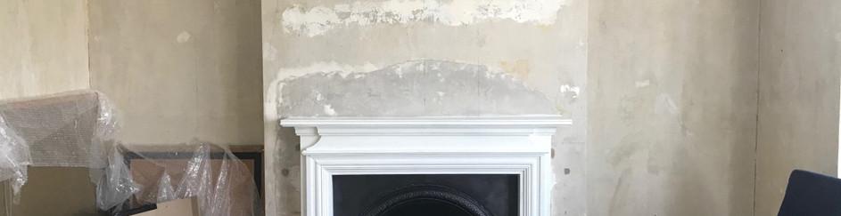 gallery fireplace installation