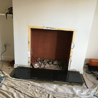 Hearth Installation Staines Upon Thames