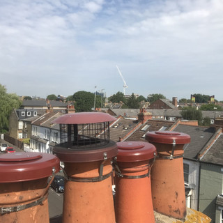 Chimney capping twickenham