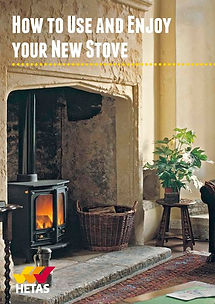 hetas how to use and enjoy your new stove