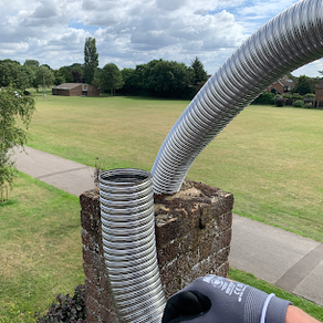 Chimney lining in Shepperton.png