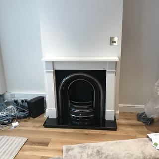 london fireplace installation company
