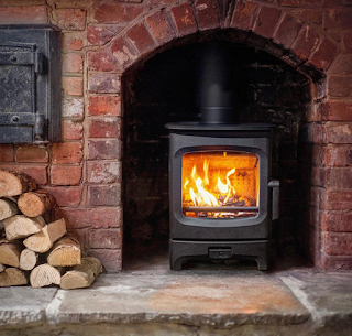 Charwood Aire 3 - 3kw wood burning stove