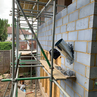 twin wall stove installer in staines upo