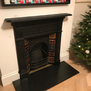 Staines upon thames fireplace restoration