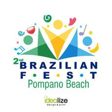 logo design BRAZILIAN FESTIVAL