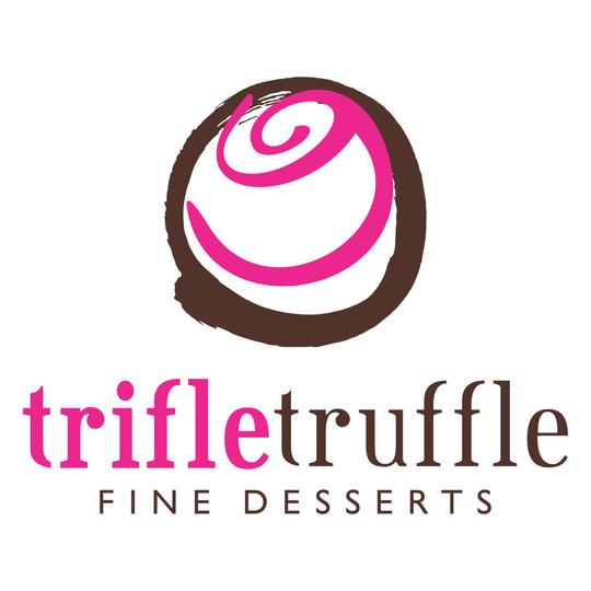 logo design TRIFLE TRUFFLE