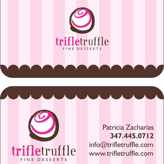 BC - TRIFLE TRUFFLE