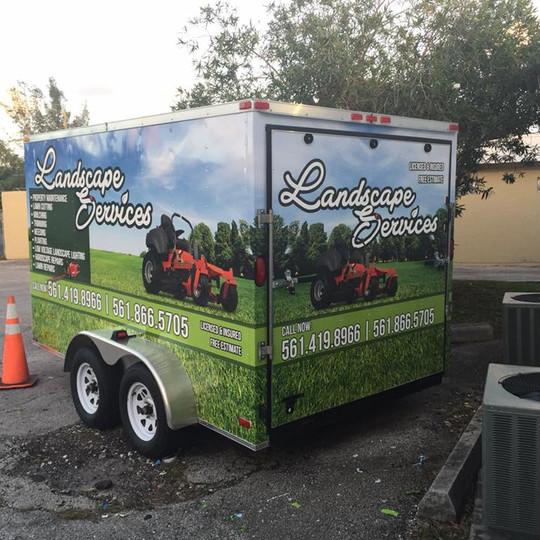 trailer full wrap