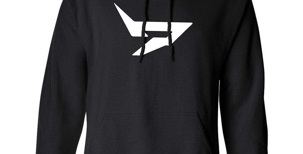 DS Black Hooded Sweatshirt