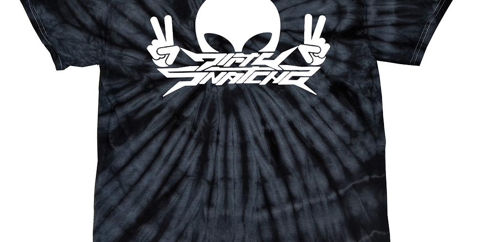 DS Black Tie-Dye T-Shirt