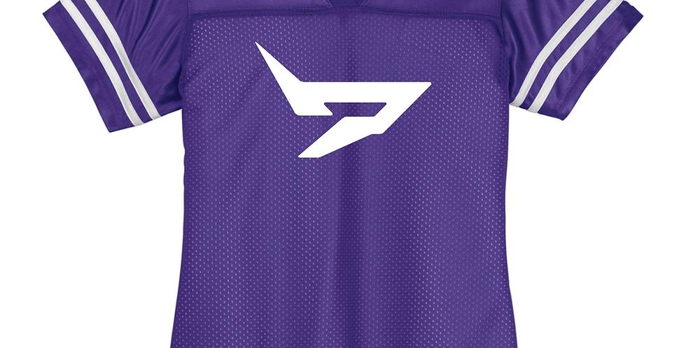DS Ladies Purple Football Jersey