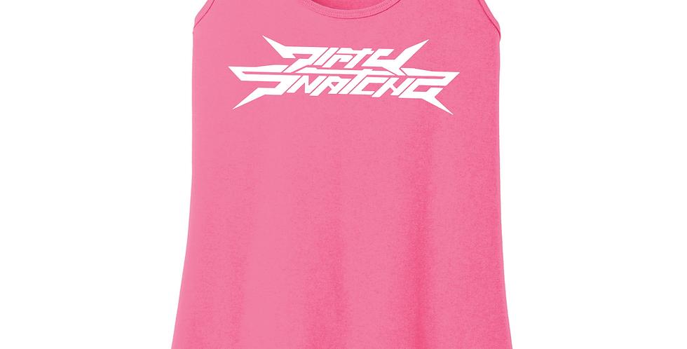 DS Ladies Pink Tank Top