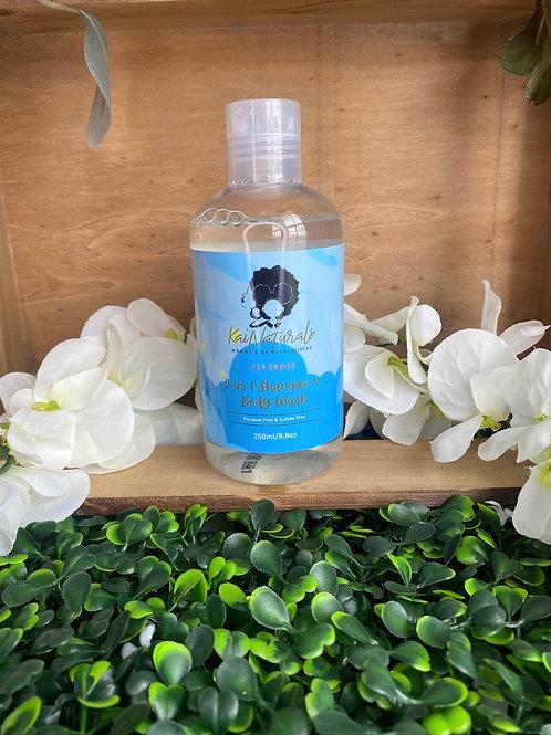 2 n 1 Shampoo & Body Wash