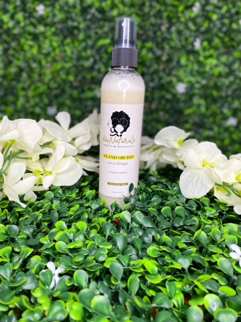 Island Orchid Leave-In Detangler Spray