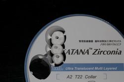 Zirconia Crowns 3D printed