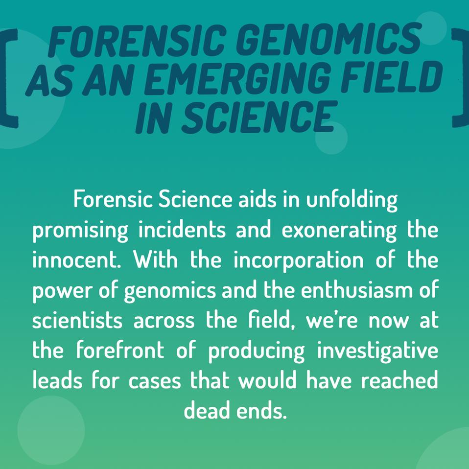 Emerging Field In Science