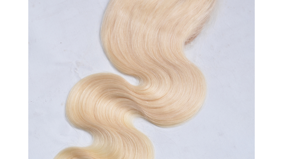 Lace Closure - Blonde