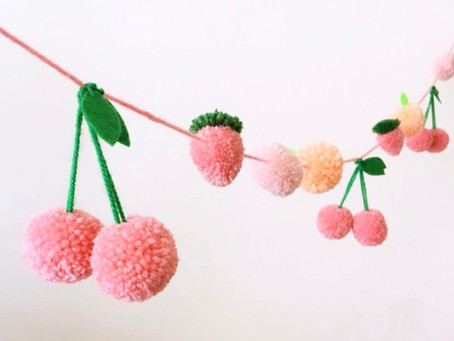 Shop Sustainable: Girl Pom Pom