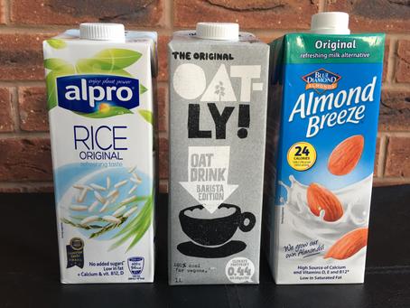 How Good Is Your Milk Alternative?
