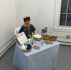 Kelly's craft sale