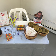 Kelly's craft table