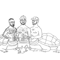 Trans Turtle Time