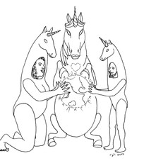 Unicorns Defeat Evil with LOVE