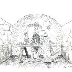 Alchemist in Seclusion