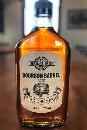 Bourbon Maple syrup .JPG