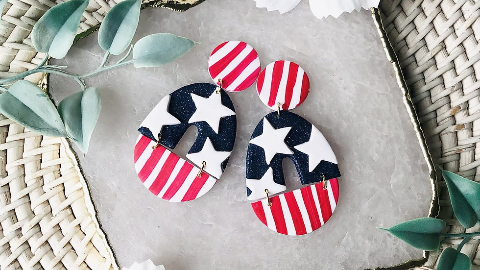 The Charlotte in Stars and Stripes