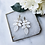 Thumbnail: The Ember in Pearl with White Floral