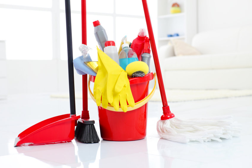Residential one time house cleaning