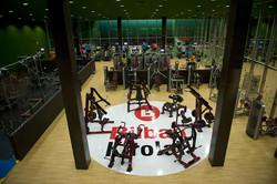 Bilbao Basket Campus Gim