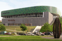 Bilbao Basket Campus Bilbao arena