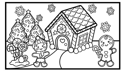 Gingerbread Coloring Page PNG.001.png
