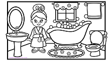 Cute Bathroom Coloring Page.001.png