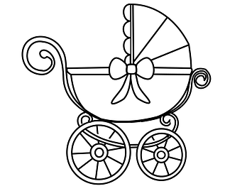 Baby Carriage Coloring Page.png