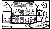 House with Pool Coloring Page.001.png